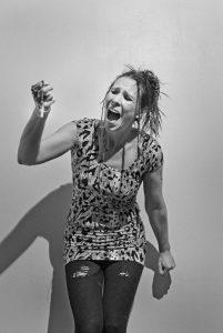 Clara - Scenkonstgruppen- En monolog om dåraktigt mod